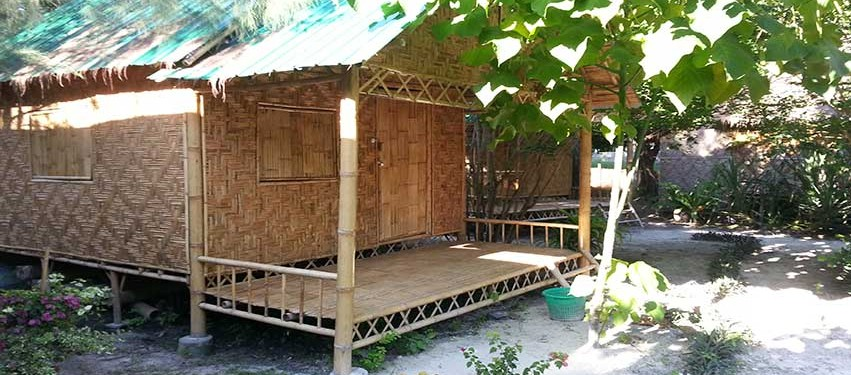 Green View Resort Koh Lipe:Family Bungalow Deluxe -Hot Water Shower