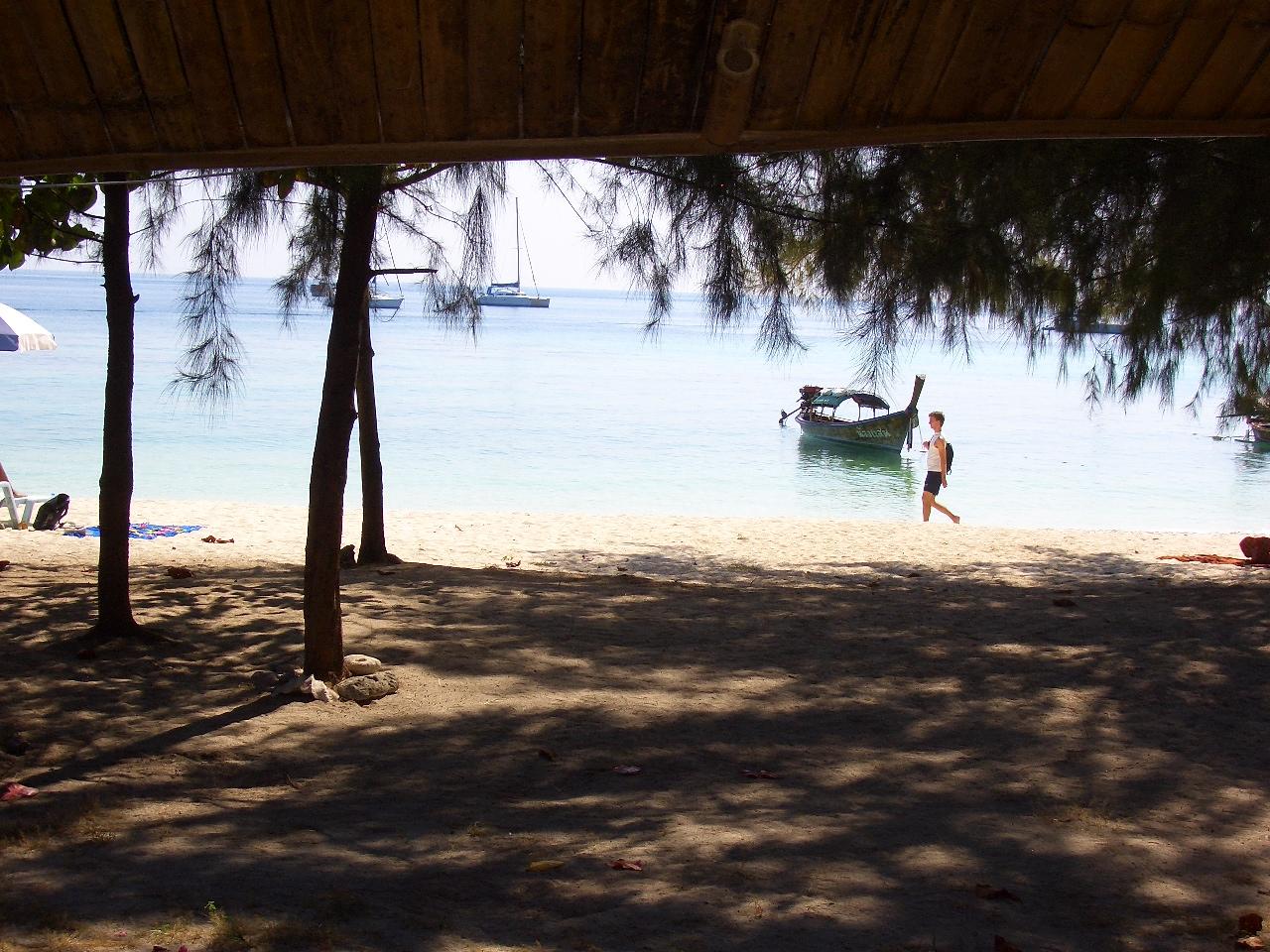 Bamboo garden rooms at lipe beach resort koh lipe - Green View Resort Koh Lipe Beach Front Bungalow Hot Water Shower